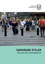 Sænkbare Steler - Aarhus.dk