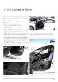 God erGonomi i tjenestebiler - BAR - service og tjenesteydelser. - Page 5