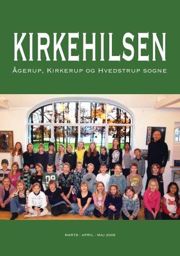 Mar. - Apr. - Maj - Kirkerup Kirke