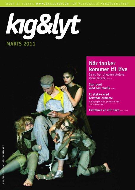 kig & lyt martS 2011 - Ballerup Kommune