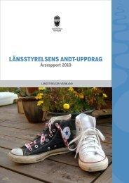 Årsrapport 2010 - Drogfritt Värmland