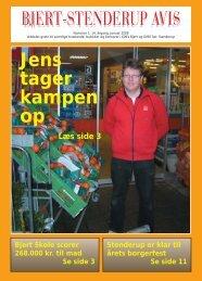 Januar - Bjert Stenderup Net-Avis