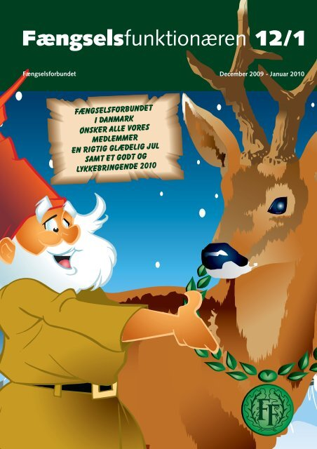 Fagblad 01/2010 - Fængselsforbundet