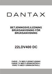 Nordic IM - Dantax