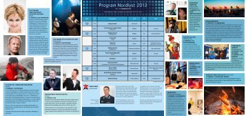 Nordlyst_Program_2013