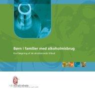 Børn i familier med alkoholmisbrug - Servicestyrelsen