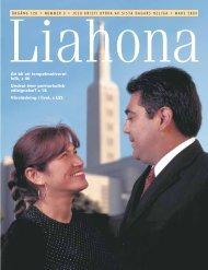 Mars 2004 Liahona