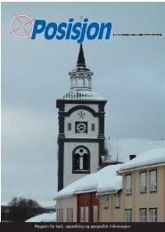 Posisjon 1-2006.pdf - GeoForum