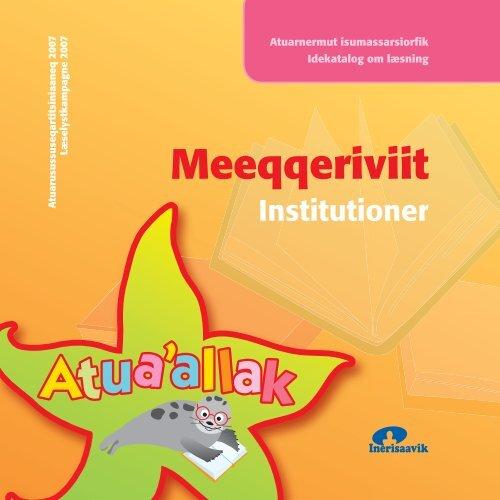 Meeqqeriviit - Institutioner - Inerisaavik