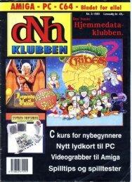 AMIGA · PC · C64 • Bladet for ane! - Stone Oakvalley Studios