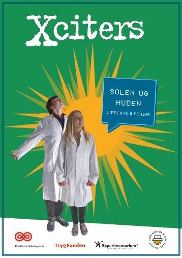 Solen og huden - Lærervejledning - Experimentarium
