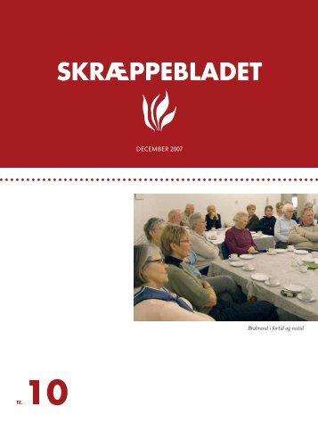 2007-10 i pdf - Skræppebladet