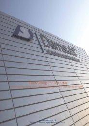 Bearbejdning af rustfrit stål - Damstahl