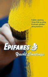 Yacht Coatings - HF Industri & Marine