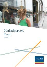 Markedsrapport Retail - Colliers International