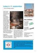 Sangcafé i Pedersborg Sognegård - BROMME og PEDERSBORG ... - Page 3
