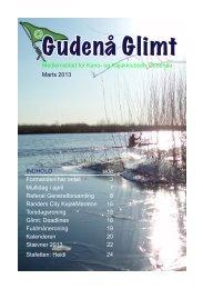 2013_Marts - Kano- og Kajakklubben Gudenaa