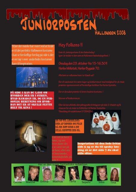Halloweenavis 2008