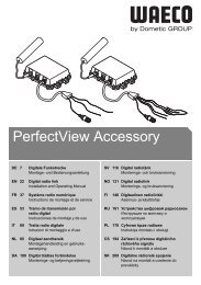 PerfectView Accessory - Waeco