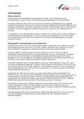 1 Erfaringsopsamling af nyere trafikterminaler - Vejforum - Page 2
