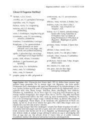 2 IV 60-82 gloser - Klassiske fag på Ribe Katedralskole