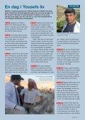 Israels nedslidte æsler får ro i økologiske ... - WSPA Danmark - Page 7