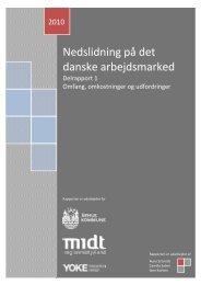 Rapport om nedslidning - Aarhus.dk