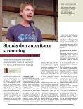 Der er brug for sygeplejersker Nedslidt eller doven? - Enhedslisten - Page 3