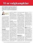 Der er brug for sygeplejersker Nedslidt eller doven? - Enhedslisten - Page 4