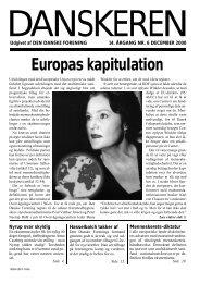 Anmeldelser - Den Danske Forening