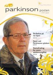 Last ned nr 1, 2010 - Norges Parkinsonforbund