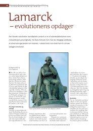 – evolutionens opdager - Niels Engelsted