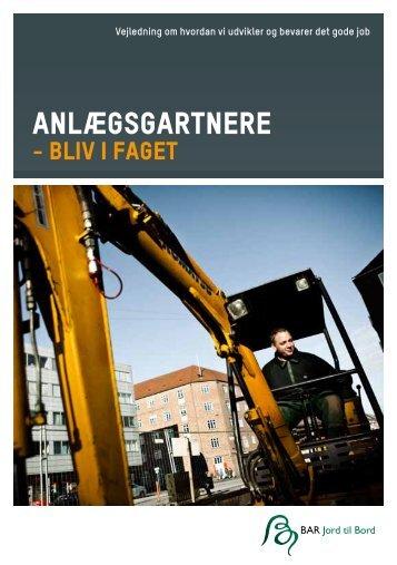 ANLÆGSGARTNERE - BAR - jord til bord.