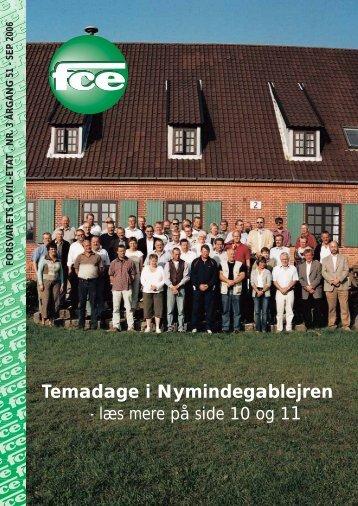Temadage i Nymindegablejren - FCE