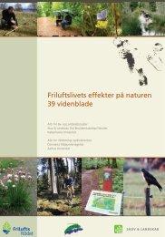 Friluftslivets effekter på naturen - friluftseffekter.dk docs store
