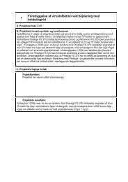 Forebyggelse af virusinfektion ved bejdsning med imidacloprid