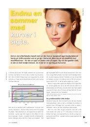 Endnu en sommer med kurver i sigte - Fagbladet Kosmetik