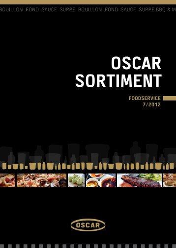 sauce - Oscar A/S