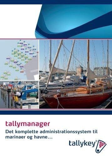 tallymanager DK