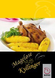 FoodService - Rose Poultry A/S