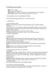 071209 Styrelseprotokoll