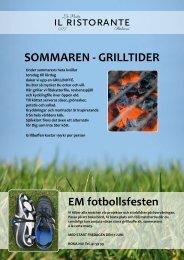 SOMMAREN - GRILLTIDER - Gastrogate