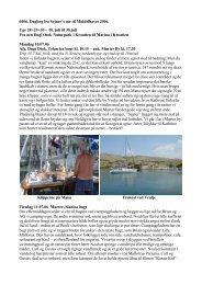 0406. Dagbog fra Sejner`s tur til Middelhavet 2006. Uge 28+29+30 ...