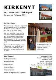 KIRKENYT - Sct. Olai kirke Hjørring