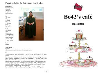 Bo42's café - Osibo42