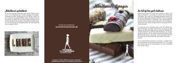 Se katalog - Kathrine Andersen Chokolade