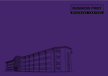 Download the Business First Brochure - Virtual Offices | Business ...