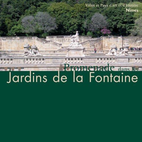 Promenade Jardins de la Fontaine - Nîmes