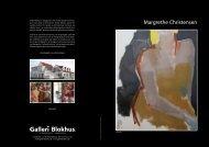 Margrethe Christensen - Galleri Blokhus