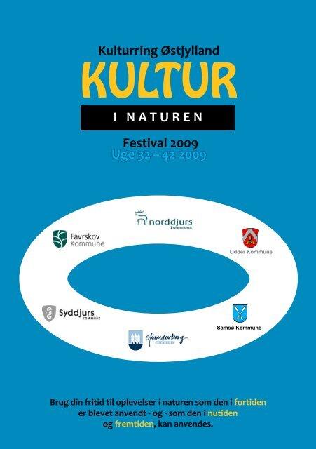 Kultur i Naturen – Festival 2009 - Samsø Kommune